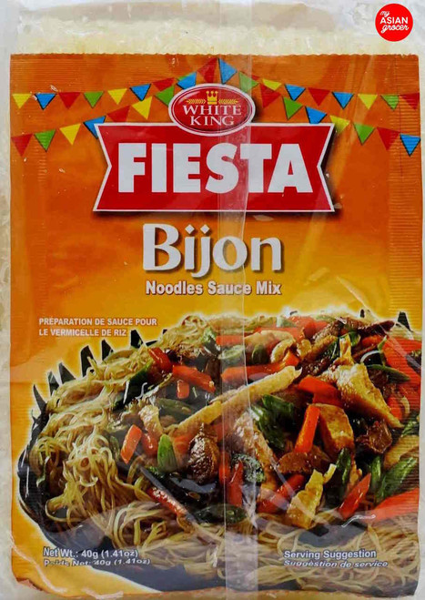 White King Bijon Rice Sticks & Sauce Mix 267g
