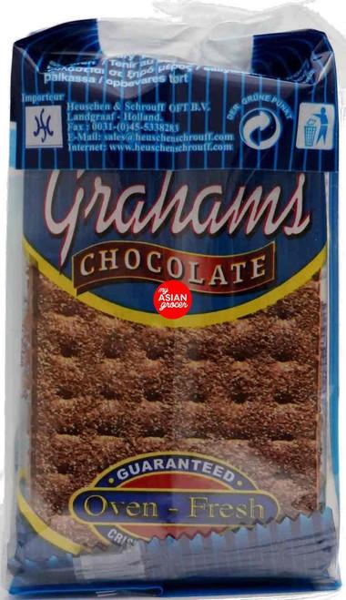 M.Y. San Chocolate Graham Crackers 200g