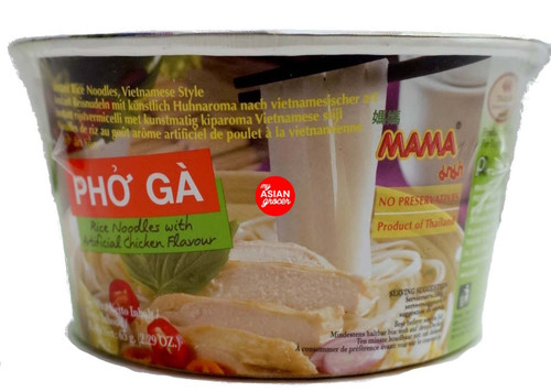 Mama Brand Pho Ga CUP 65g