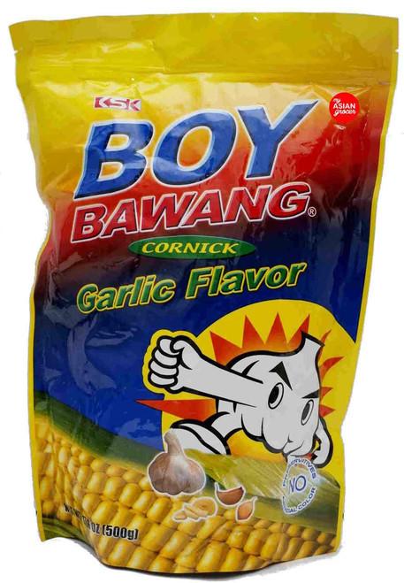 Boy Bawang Cornick Garlic Flavor 500g
