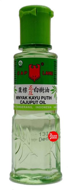 Cap Lang Minyak Kayu Putih Cajuput Oil 60ml