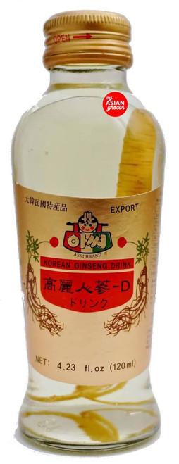 Assi Korean Ginseng Drink 120ml
