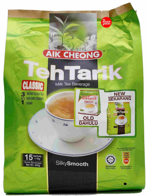 Aik Cheong 3 in 1 Teh Tarik Classic 40g x 15 Sachet