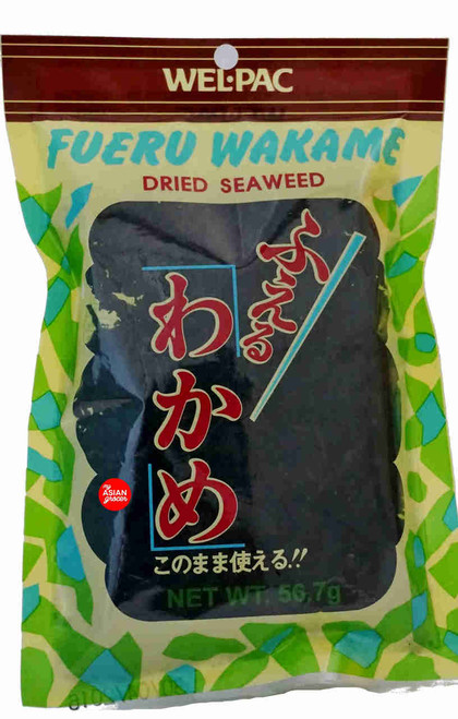 Welpac Fueru Wakame Dried Seaweed 56.7g