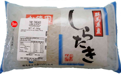 Koganezawa Jumbo Shirataki Yam Threads 350g