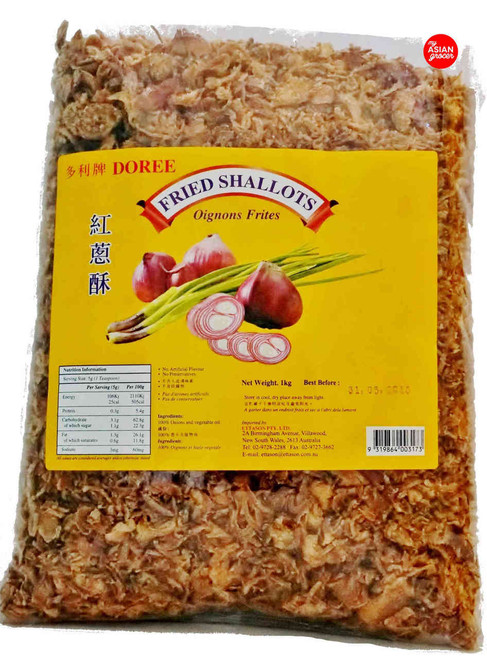 Doree Fried Shallots 1kg