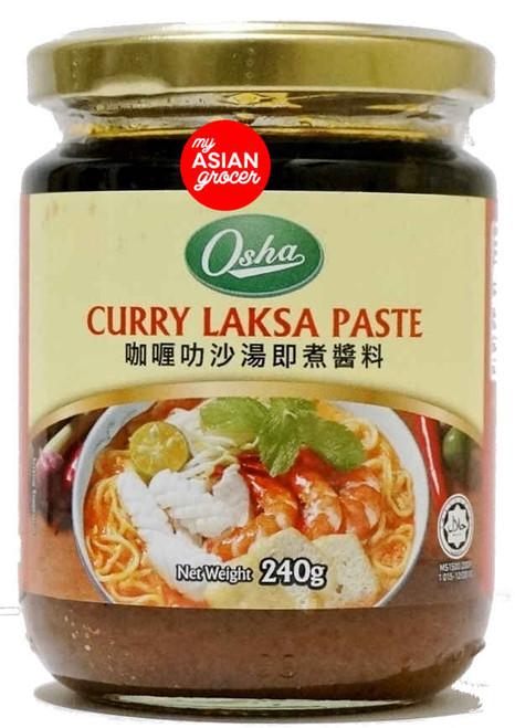 Osha Curry Laksa Paste 240g