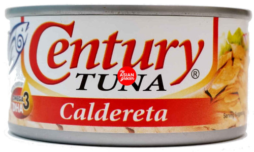 Century Tuna Caldereta 180g
