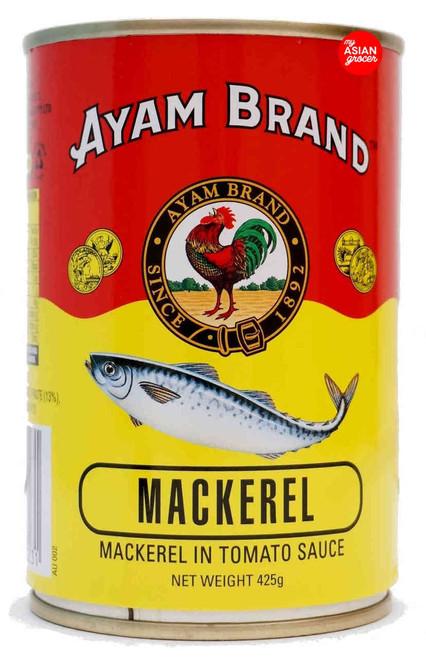 Ayam Mackerel in Tomato Sauce 425g