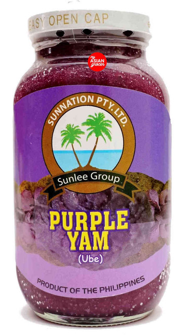 Sunnation Purple Yam 340g