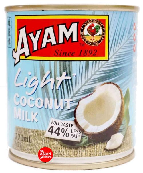 Ayam Light Coconut Milk 270ml