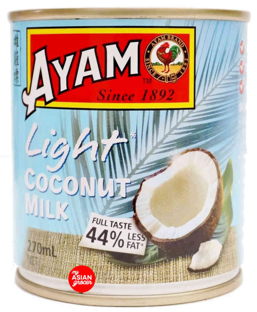 Ayam Light Coconut Milk 270ml