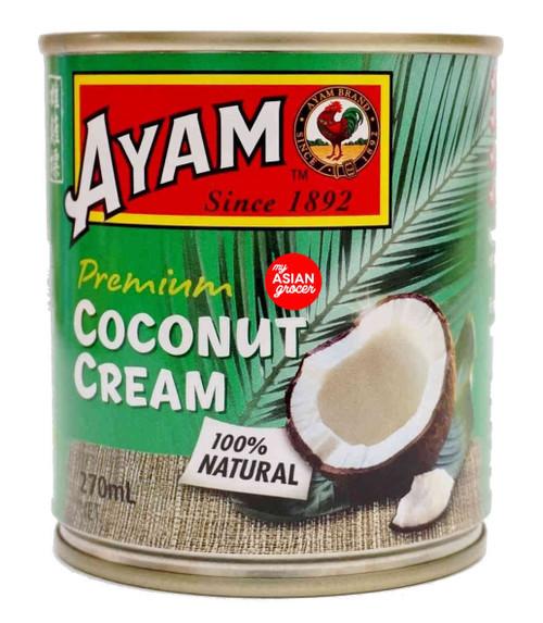 Ayam Premium Coconut Cream 270ml
