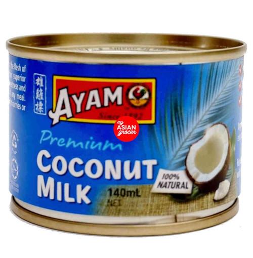 Ayam Premium Coconut Milk 140ml