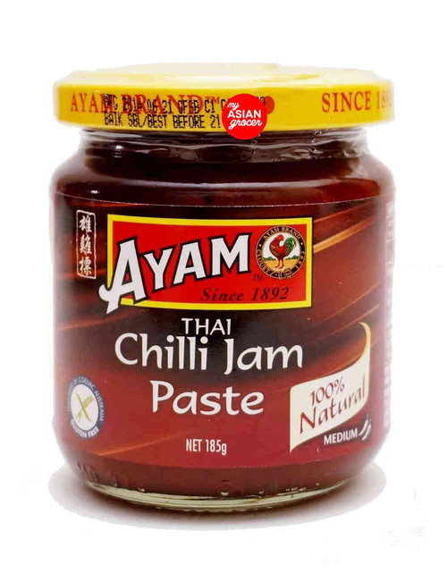 Ayam Thai Chilli Jam Paste 185g