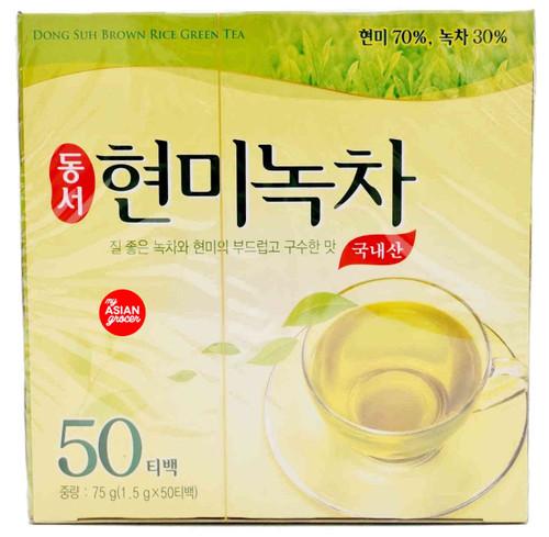 Dong Suh Brown Rice Green Tea 1.5g x 50