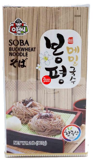 Assi Soba Buckwheat Noodle 907g