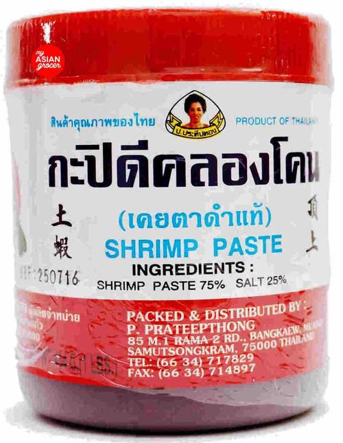 P.Prateepthong Shrimp Paste 454g