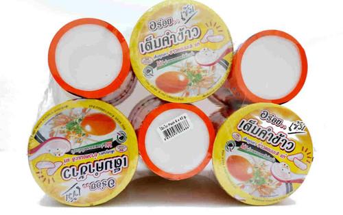 Madam Pum Quick Jok Instant Rice Porridge Chicken 42g x 6