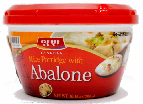 YangBan Rice Porridge with Abalone 288g
