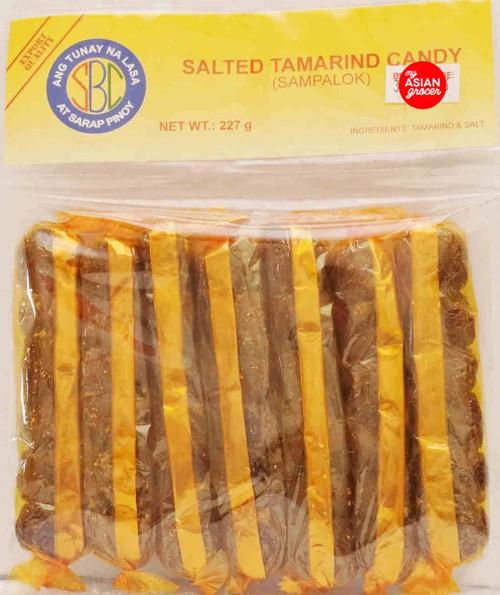 SBC Salted Tamarind Candy (Sampalok) 170g