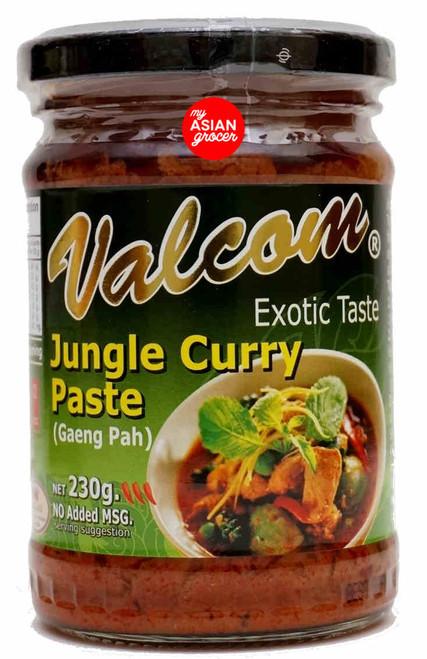 Valcom Jungle Curry Paste (Gaeng Pah) 230g