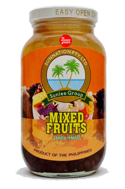 Sunnation Mixed Fruits (Halo-Halo) 340g