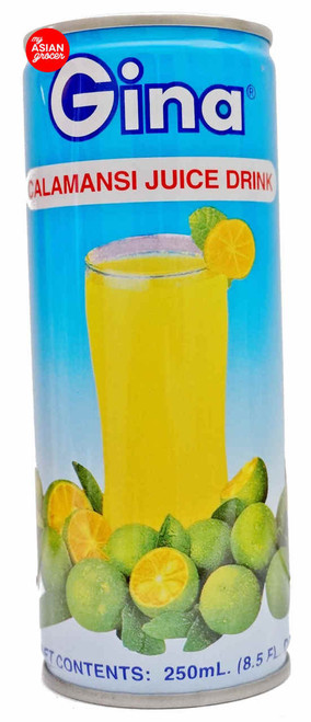 Gina Calamansi Juice Drink 250ml