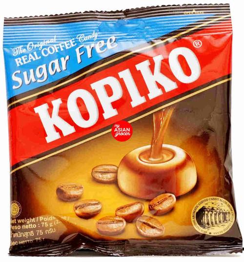 Kopiko Coffee Candy Sugar Free 75g