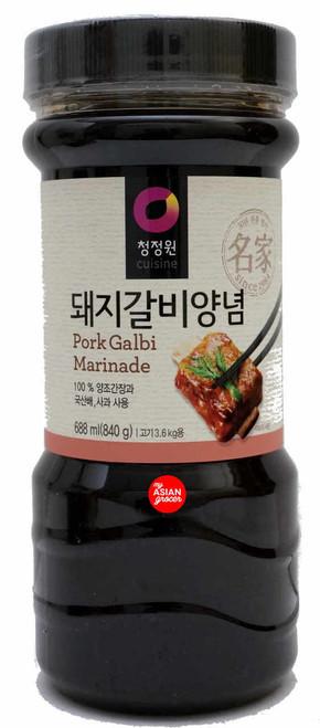 ChungJungOne Pork Galbi Marinade 840g