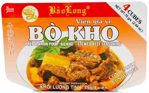 Bao Long Bo Kho Stewed Beef Seasoning 75g