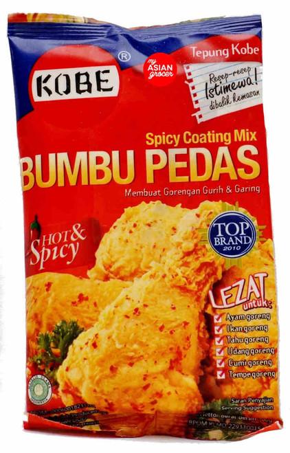 Kobe Bumbu Pedas Spicy Coating Mix 75g