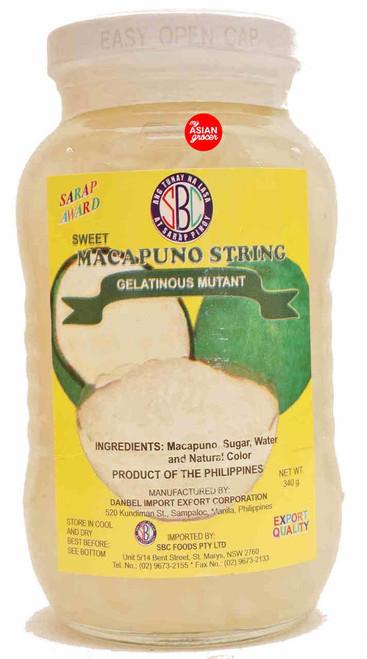 SBC Sweet Macapuno String Gelatinous Mutant 340g