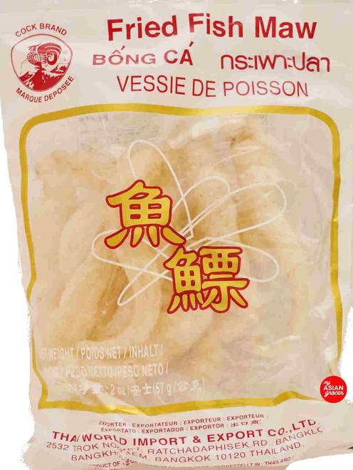 Cock Brand Fried Fish Maw 57g