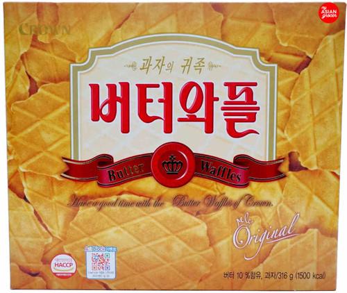 Crown Butter Waffles 316g