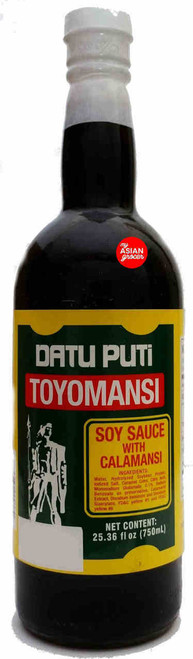 Datu Puti Toyomansi Soy Sauce with Calamansi 750ml