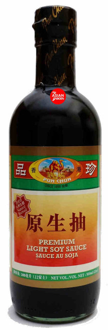 Pun Chun Premium Light Soy Sauce 500ml