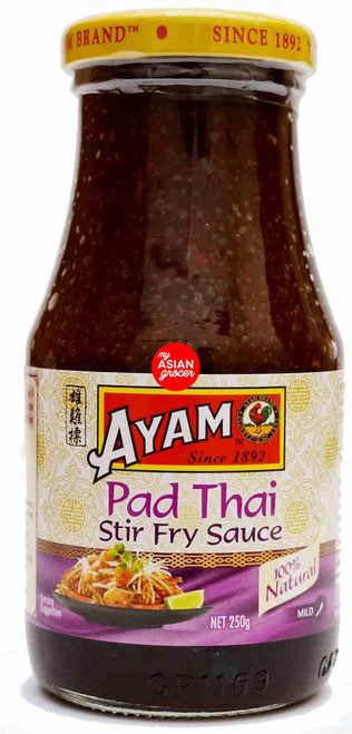 Ayam Pad Thai Stir Fry Sauce (Mild) 250g