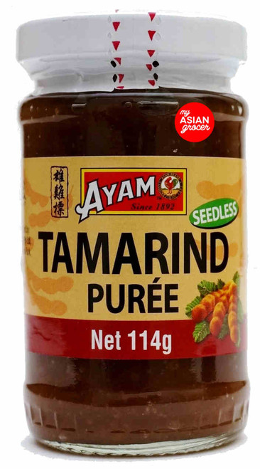 Ayam Tamarind Puree Seedless 114g