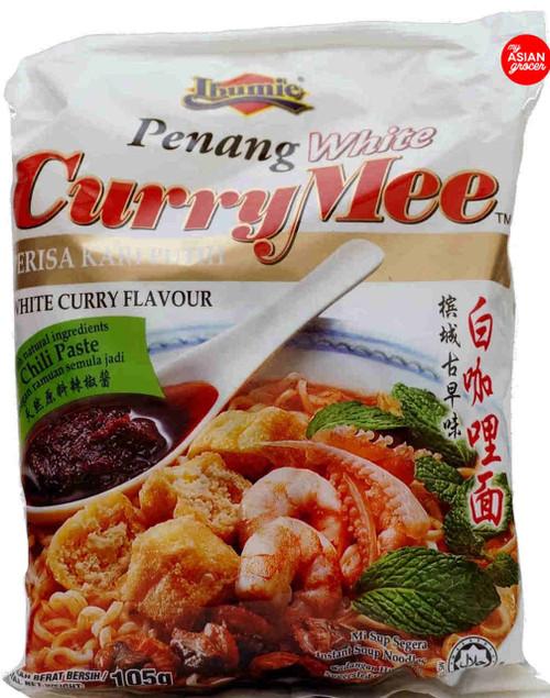 Ibumie Penang White Curry Mee 105g