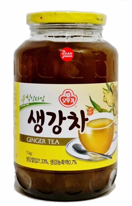 Ottogi Ginger Tea 1kg