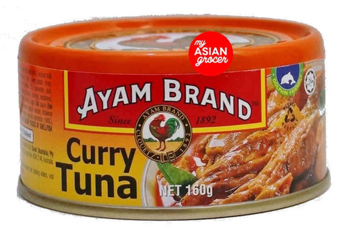 Ayam Brand Curry Tuna 160g