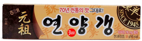 Haitai Red Bean Jelly Snack 55g