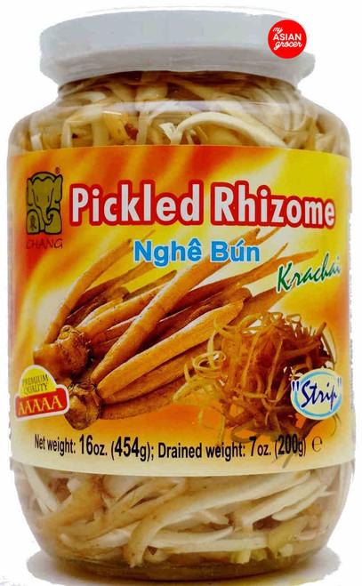 Chang Pickled Rhizome Strip 454g