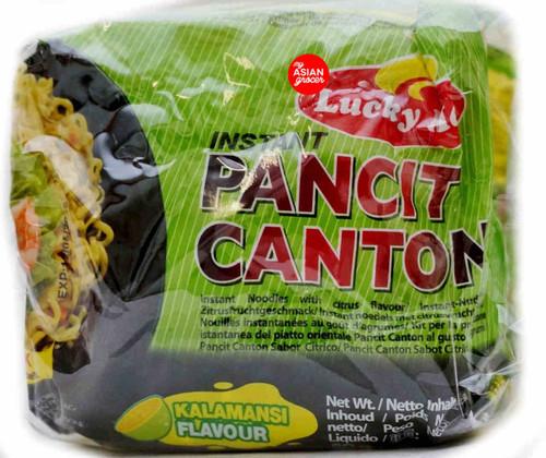 Lucky Me! Instant Pancit Canton Kalamansi Flavour 6 x 60g