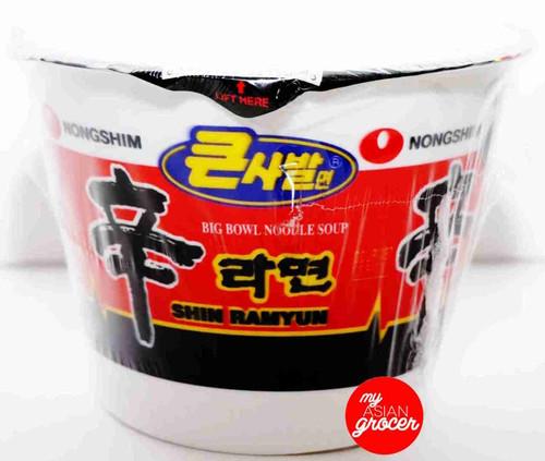 Nongshim Shin Cup Big 114g