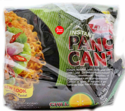 Lucky Me! Instant Pancit Canton Chili-mansi Flavour 6 x 60g