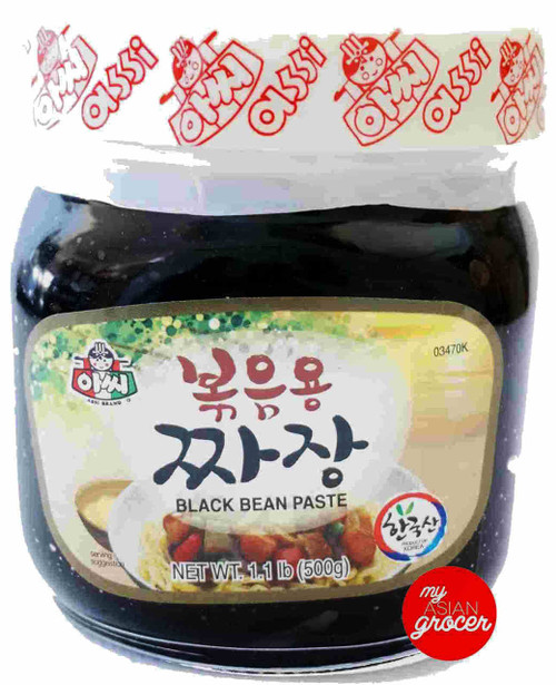 Assi Black Bean Paste 500g