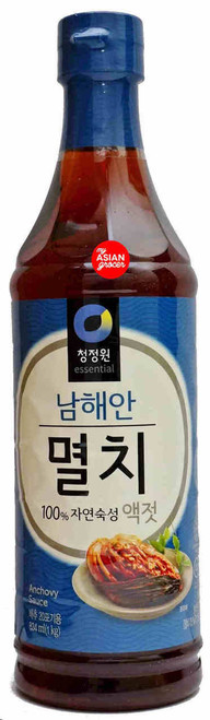 ChungJungOne Anchovy Sauce 834ml