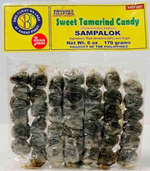 SBC Sweet Tamarind Sampalok Candy 170g